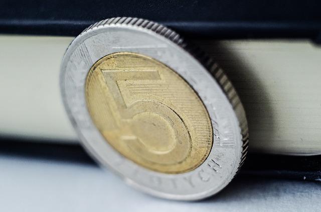 5zlotych pieniadze