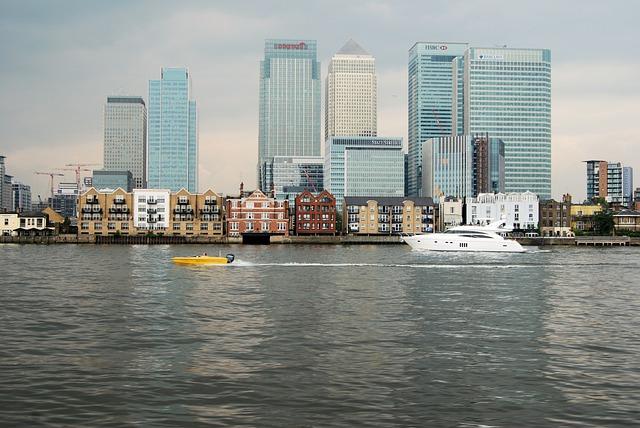 miasto londyn
