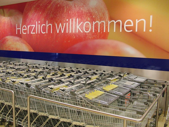 supermarket wydatki